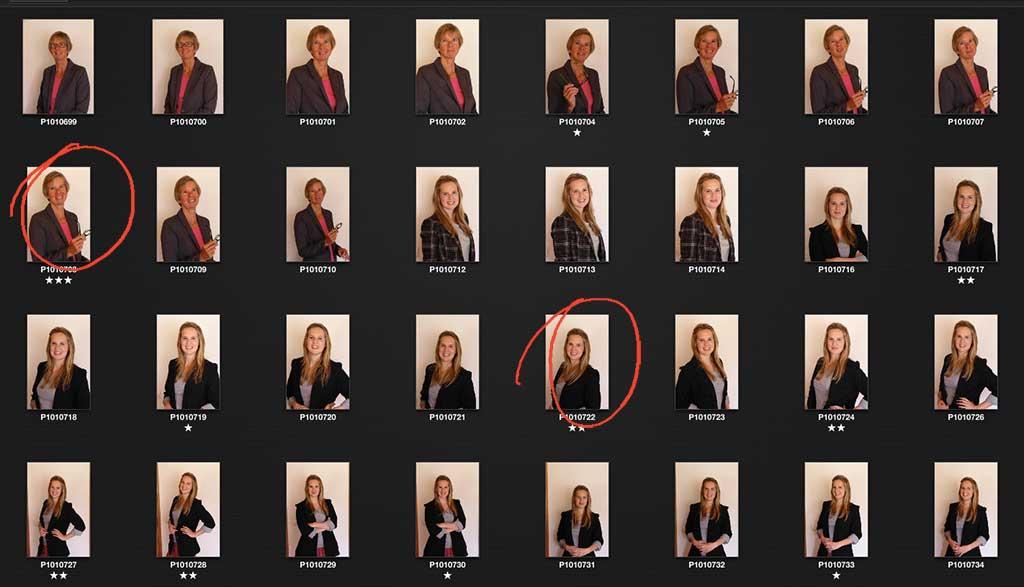 Social-Media fotos in iPhoto