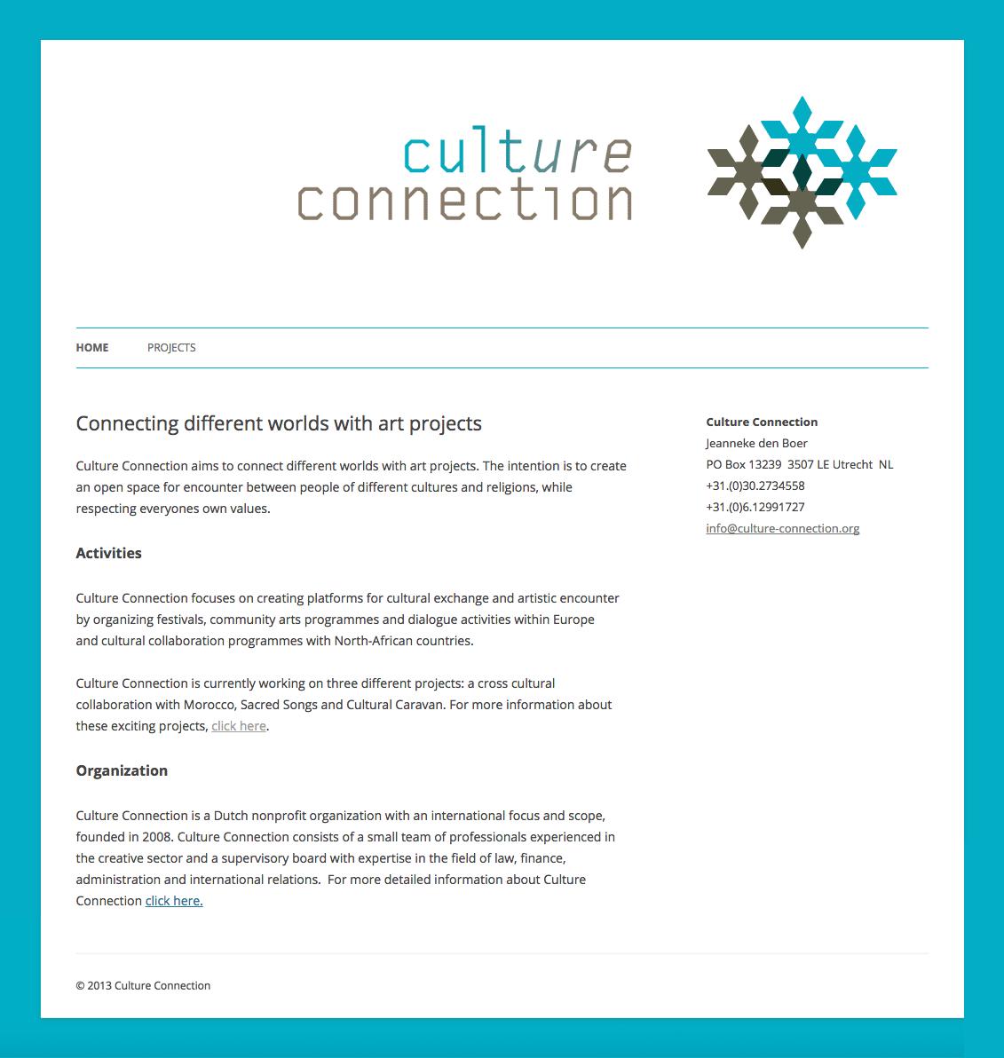 Culture-Connection-website