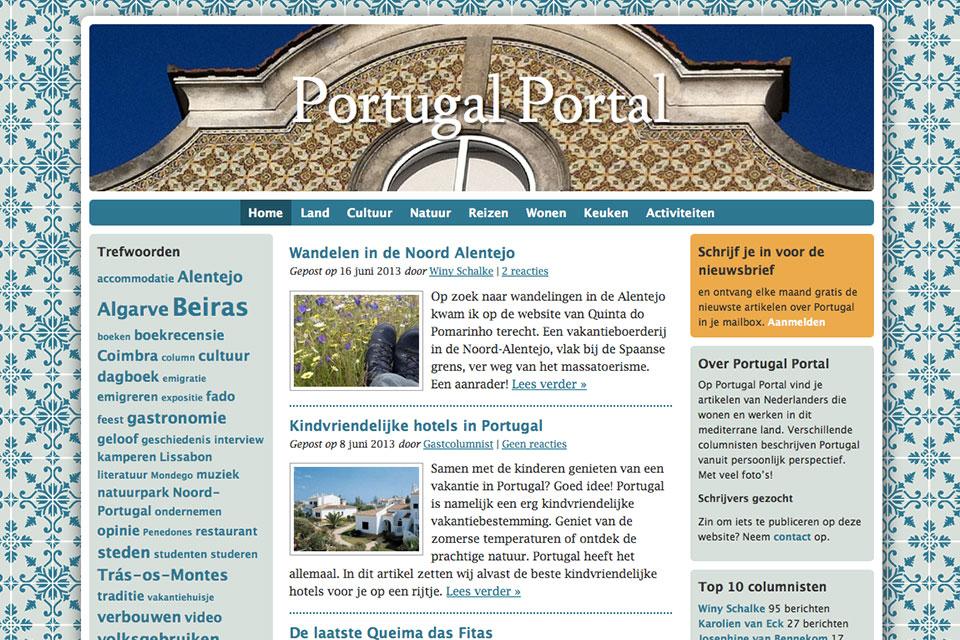 website Portugal Portal