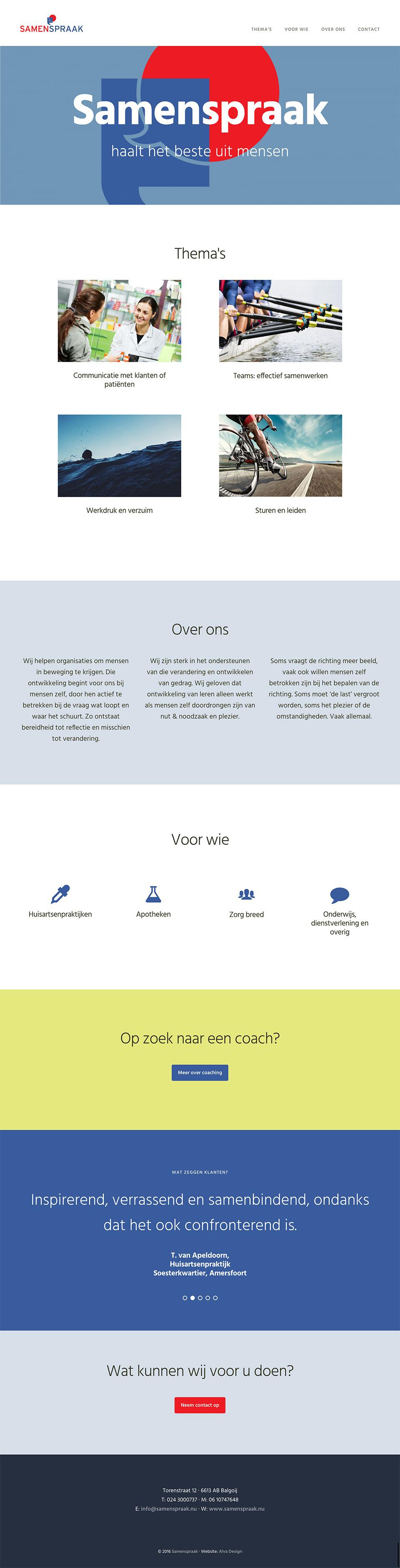 samenspraak-homepage